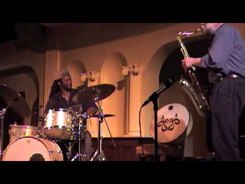 Peter Brotzmann/Hamid Drake Duo