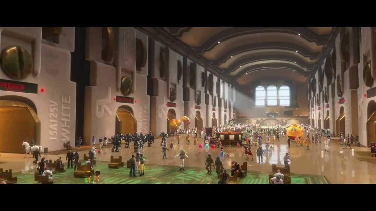 Wreck-It Ralph - Movie Trailer - YouTube