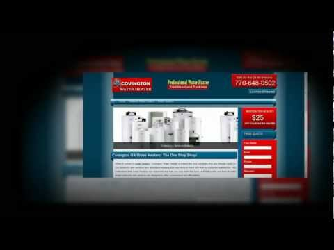 Water Heater Service Needed Fast? - Call Today! 770-648-0502
