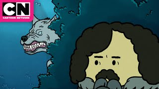 Game of Thrones Parody | Apple & Onion | Cartoon Network