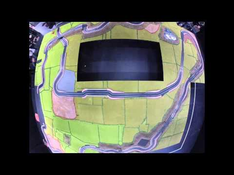 Martin Brundle's Ultimate 2015 Scalextric circuit