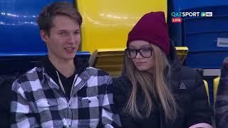 Серия буллитов. HC «ALMATY» – ХК «TEMIRTAU». Открытый чемпионат Казахстана
