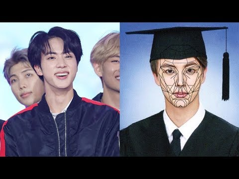 Haters Doubt BTS Jin's Visual, What This One Fan Did Make Them Shout Their Mouths