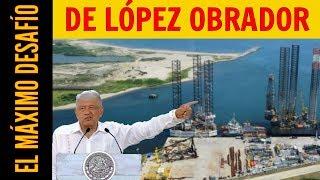 México si esta capacitado para construir la refinería que AMLO prometió.