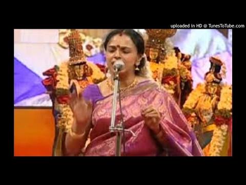 parAkEla Nannu kEdAragowlai-Adi-Syama Shastri - Sudha Raghunathan Mp3