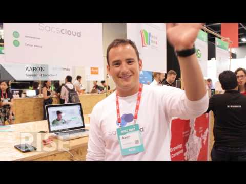 SAUCEink People: Featuring 4 Startups at RISE HK 2017