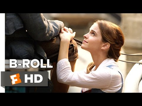 Beauty and the Beast B-ROLL 1 (2017) - Emma Watson Movie