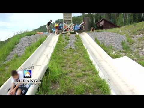 Durango Mountain Resort Summer Activities 2012