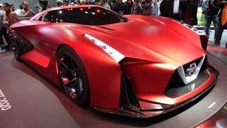 Nissan Vision Gran Turismo Concept 2020 Videos