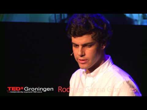Rethinking water   Rodrigo García González   TEDxGroningen