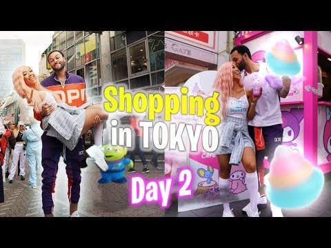 SHOPPING IN TOKYO 🇯🇵 | DAY 2 thumbnail
