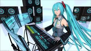 Nightcore - I Miss You (Sonny Bass Hatsune Miku Remix) 167,54 bpm