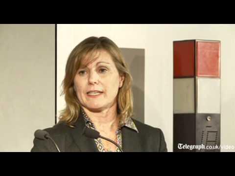 Jaquelin Magnay at the Telegraph Business Seminar
