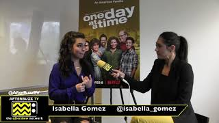 Isabella Gomez talks what to expect for season 3 of One Day At A Time
