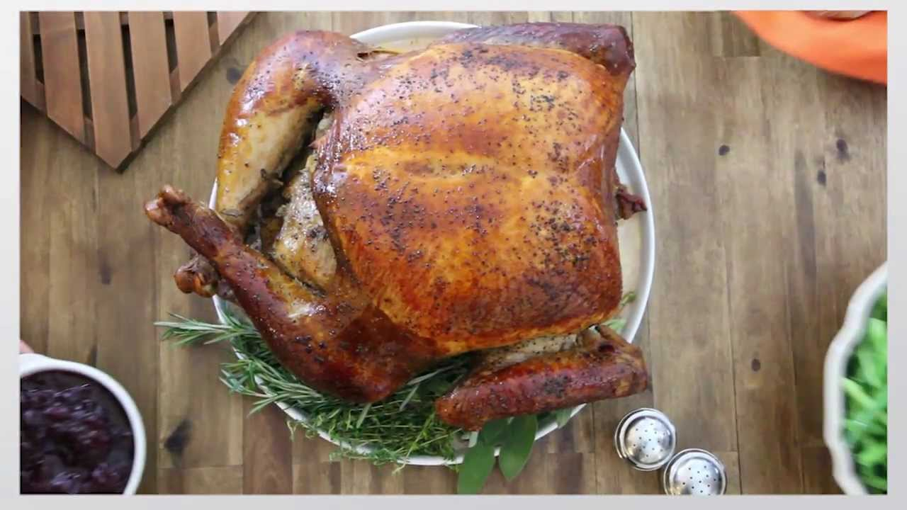 Turkey Recipes - How to Make Turducken