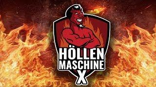 Höllenmaschine X - Der Wahnsinn geht weiter!!!