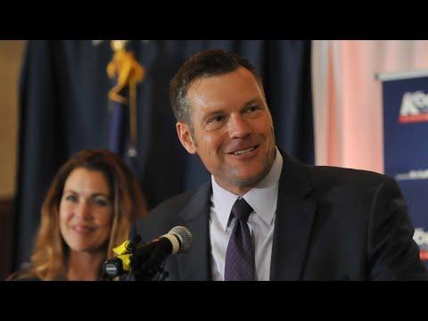 Kris Kobach fighting close Kansas primary