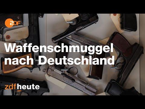 Waffenschmugglern auf der Spur - Wie Gewehre und Granaten nach Deutschland kommen