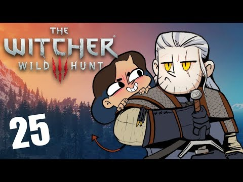 Married Stream! The Witcher: Wild Hunt - Episode 25 (Witcher 3 Gameplay) thumbnail