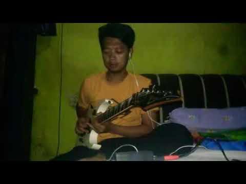 Kristal putih - imam s arifin ( versi gitar ( cover by cep satriani