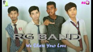 Gambar cover We Share Your Love - RG BAND - Full Audio MP3 Official