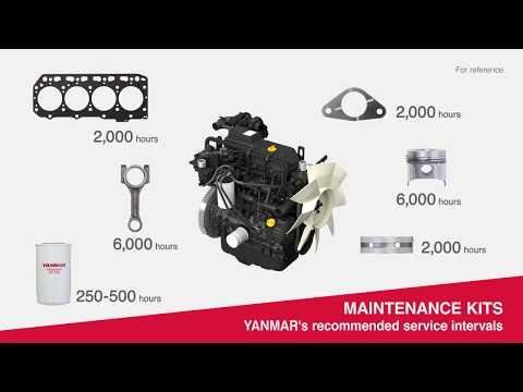 Yanmar America Parts