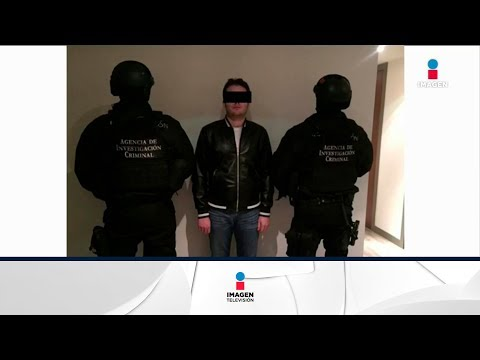 Detienen a Víctor Manuel 'N', operador de 'El Chapo' | Noticias con Francisco Zea
