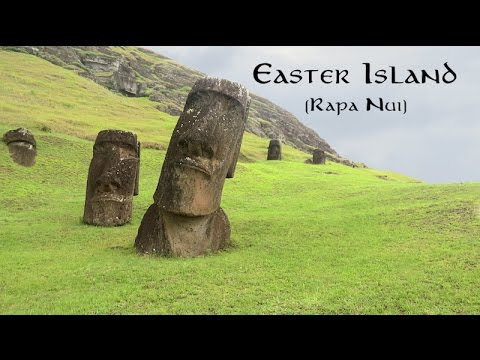 Journey to Easter Island - Land of the Moai