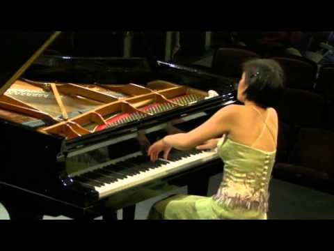 Andrea Lam, piano - Superstar Etude No. 2, by Aaron Jay Kernis