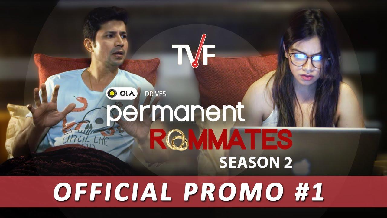 tvf permanent roommates season 2 download