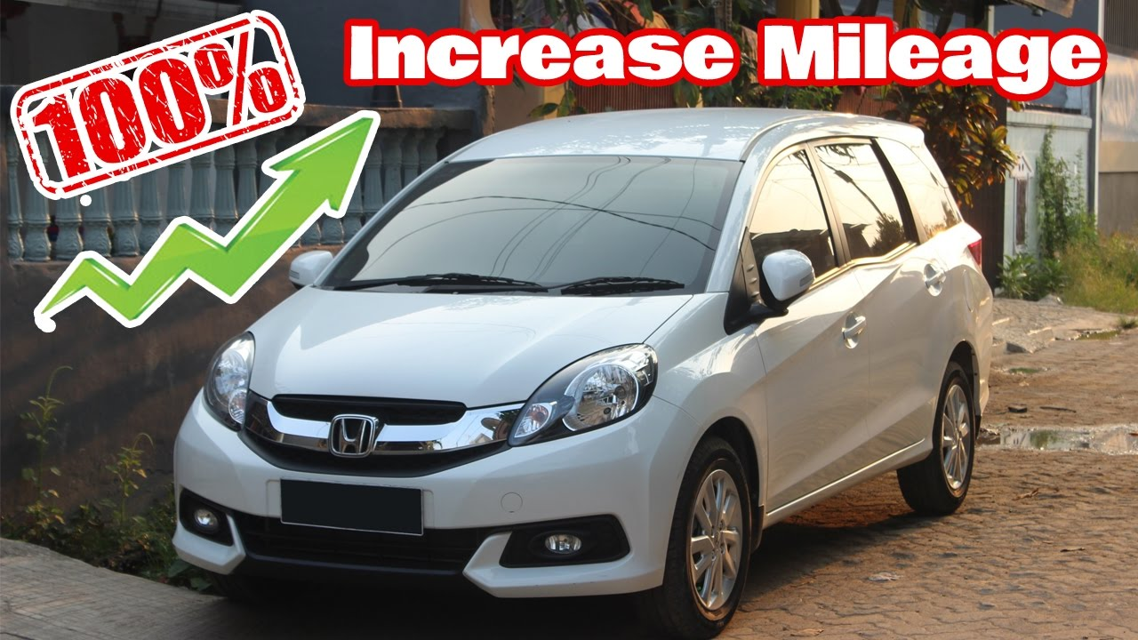 100 Working Trick To Increase Mileage Of Honda Mobilio Youtube