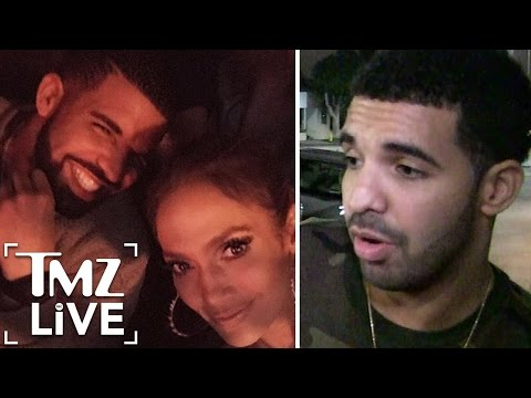 Is DRAKE Dating JENNIFER LOPEZ? | TMZ Live