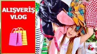 Alışveriş Vlog. Ecrin Su Çoban