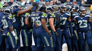 The amazing statistics of the Seattle Seahawks