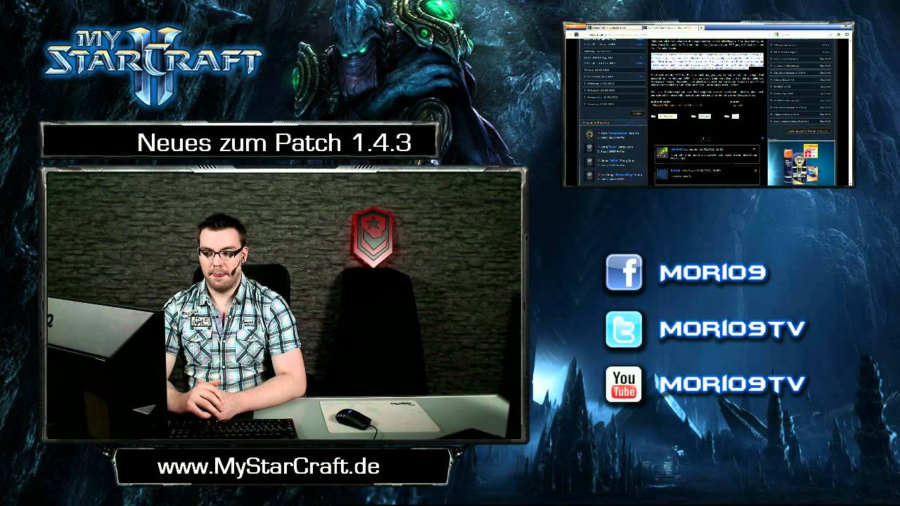 Monchi zum neuen patch 1. 4. 3 starcraft ii youtube.