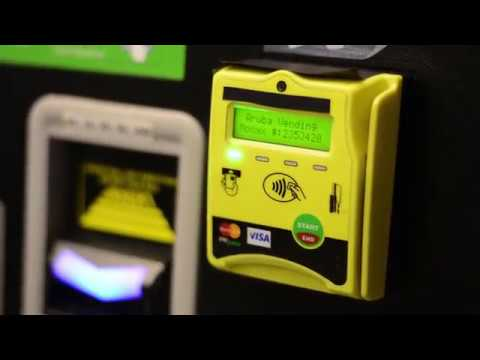 Aruba Vending Payment Methods | Pakistan