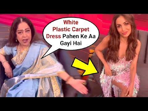 Kiron Kher Insults Malaika Arora Khan Dress On Koffee With Karan Season 6