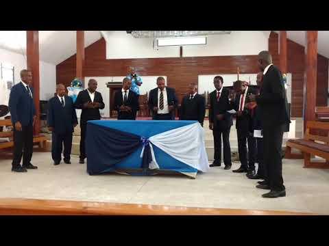 Congo church worship