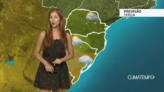 Previsão Sul - Chuva diminui no RS