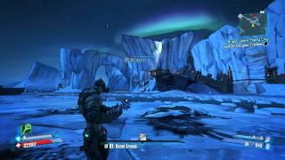 Mania Krieg in third person - Borderlands 2