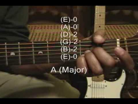 Seals And Crofts Summer Breeze Guitar Chord TABS Tutorial Lesson How ...