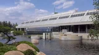 Van Nuys, California - The Japanese Garden (Starfleet Headquarters) HD (2016)