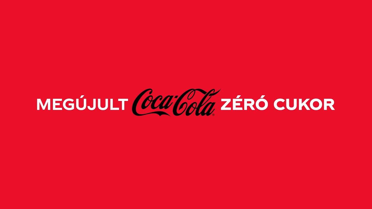 A megújult Coca-Cola Zéró lenne a legjobb Coca-Cola ever?