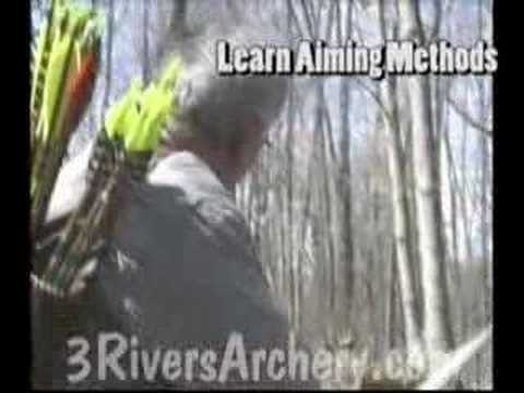 "3Rivers Archery ""Masters of the Barebow"" DVD trailer"