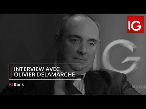 Swiss Trading Day : interview avec Olivier Delamarche