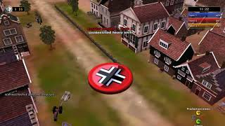R.U.S.E. gameplay Americans vs Germans vs Russians part 1
