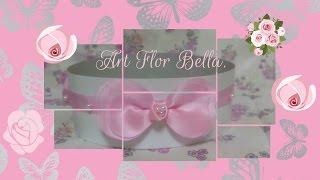 Como fazer tiara para bebê por Art Flor Bella Todoroki