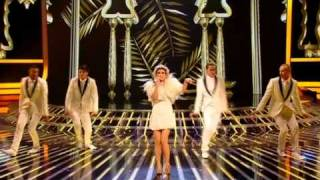 Katie Waissel sings King of the Swingers - The X Factor Live show 3 (Full Version)