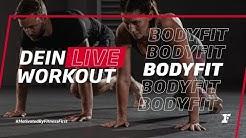 Fitness First Live Workout - BodyFit mit Katha