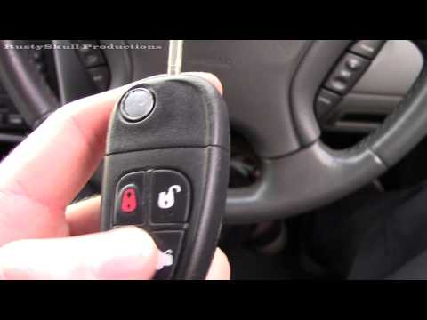 Jaguar X Type Key Fob Battery Replacment – RustySkull Productions